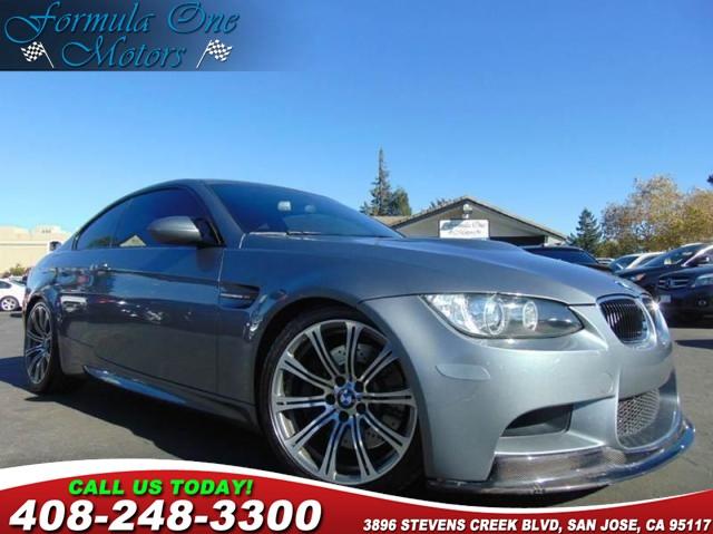 2011 BMW M3  19 X 85 Front  19 X 95 Rear Double-Spoke Light Alloy Wheels Style 220M