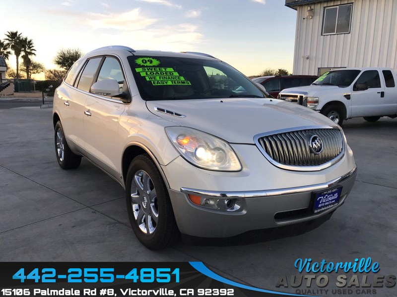 Sold Buick Enclave CXL In Victorville - Buick enclave invoice price