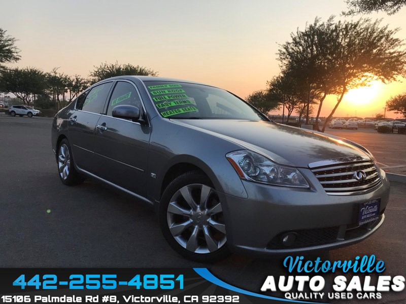 Used 2007 Infiniti M35 In Victorville