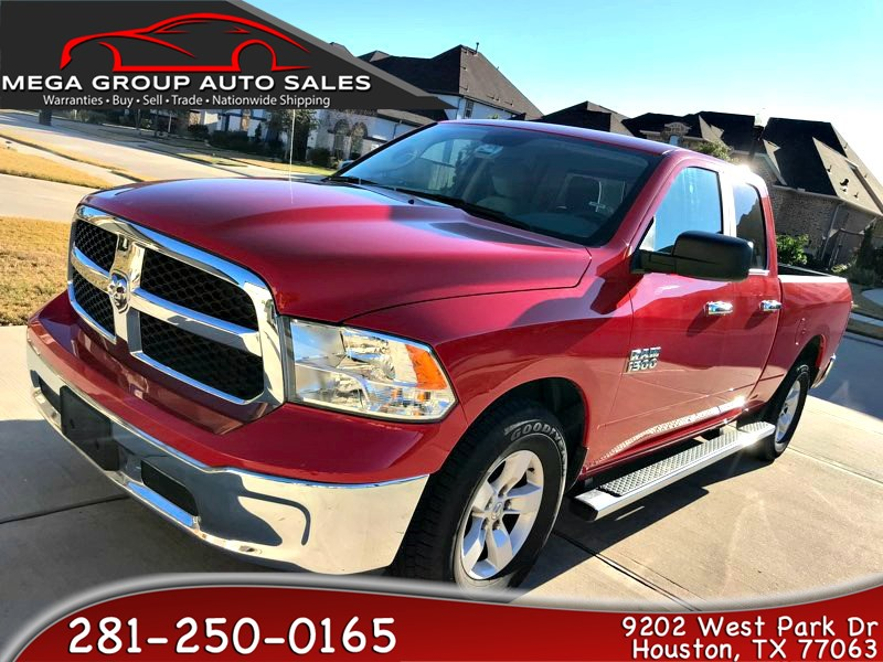 2017 Ram 1500 SLT - Mega Group Auto Sales