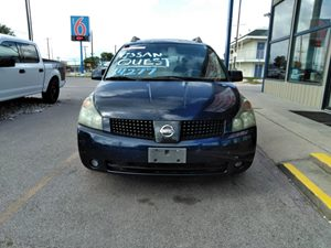 View 2005 Nissan Quest