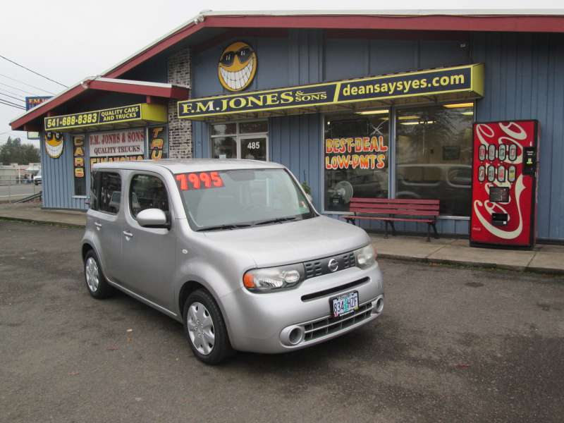Sold 2010 Nissan Cube 1 8 S In Eugene