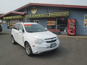 View 2014 Chevrolet Captiva Sport Fleet