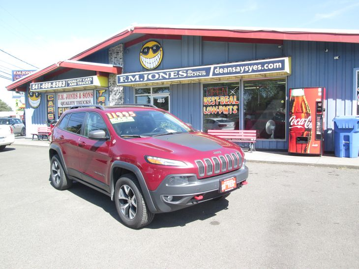 2014 Jeep Cherokee Trailhawk
