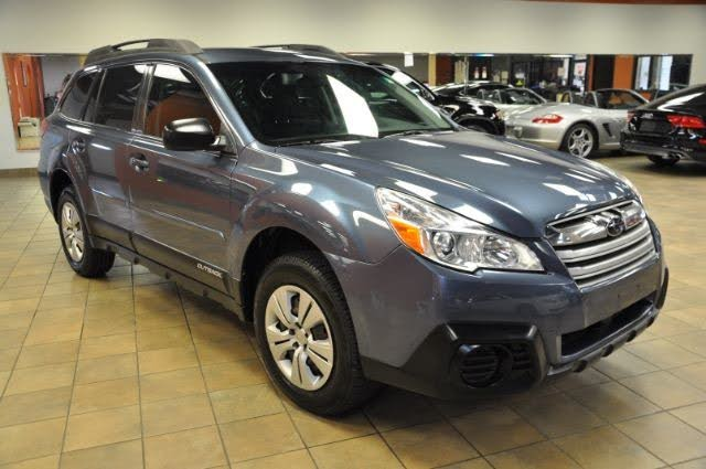 Sold 2013 Subaru Outback 25i In Houston