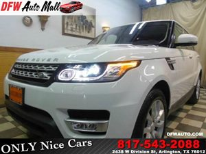 View 2016 Land Rover Range Rover Sport