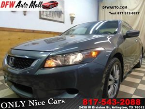 View 2009 Honda Accord Cpe