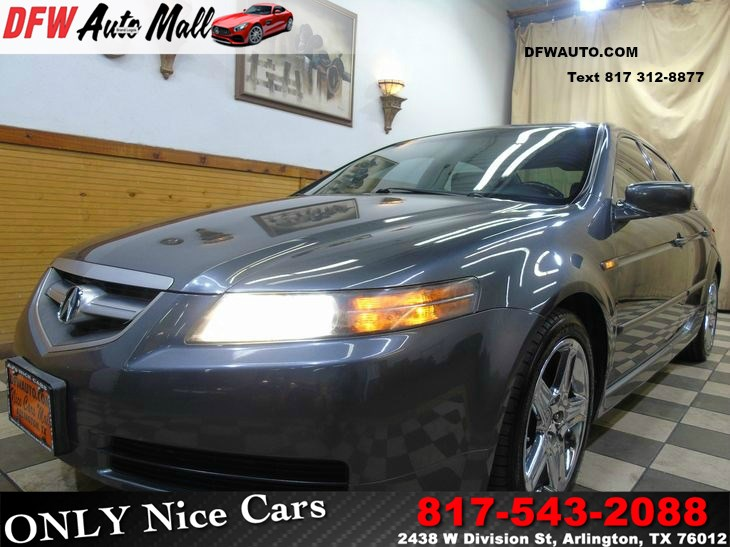 Used Acura TL For Sale In Arlington TX DFW Auto Mall - Used 2005 acura tl