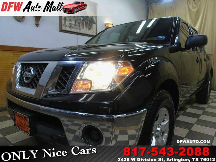 Sold 2009 Nissan Frontier Se In Arlington