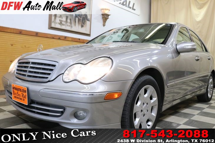 2006 Mercedes-Benz C280 Luxury Sedan