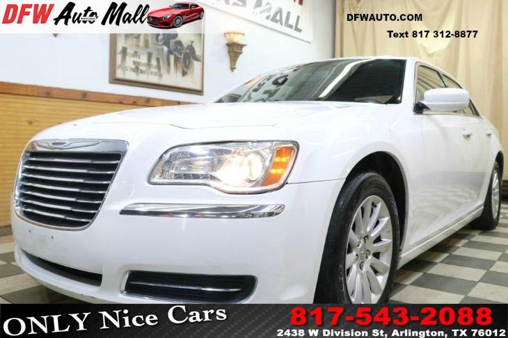 2012 Chrysler 300 - DFW Auto Mall