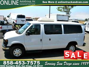 View 2008 Ford E-350 Window Cargo Van