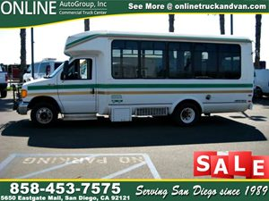 View 2003 Ford E-450 18 Passenger Bus