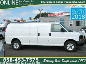 View 2013 GMC Savana Cargo Van
