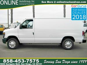 View 2013 Ford E-150 Cargo Van