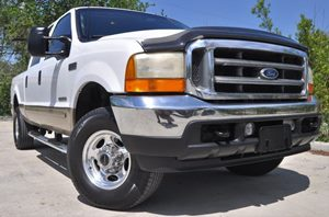 View 2001 Ford Super Duty F-250
