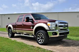 View 2012 Ford Super Duty F-250 SRW
