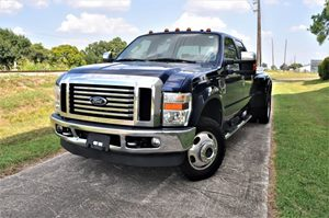 View 2008 Ford Super Duty F-350 DRW