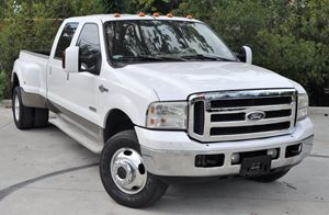 View 2006 Ford Super Duty F-350 DRW