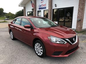 View 2017 Nissan Sentra