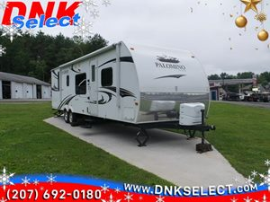 View 2012 PALOMINO M-291 TRAVEL TRAILER