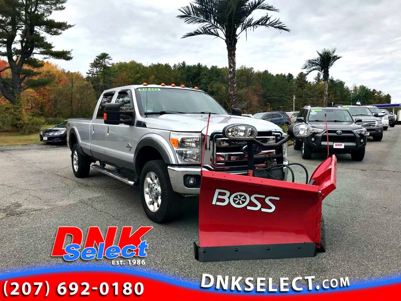 2012 Ford F-350 Lariat Crew Cab Long Bed 4WD