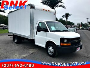 View 2013 Chevrolet Express Cutaway