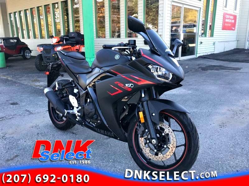 Yamaha R3 Price >> 2017 Yamaha Yzf R3 Sportbike Dnk Select