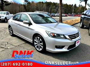 View 2014 Honda Accord