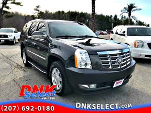 View 2010 Cadillac Escalade
