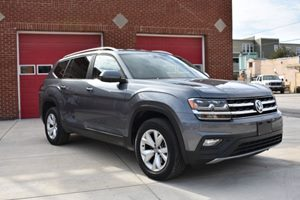 View 2018 Volkswagen Atlas