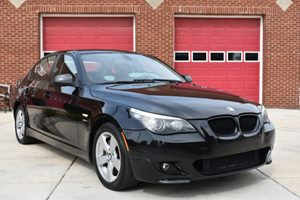 View 2010 BMW 5 Series