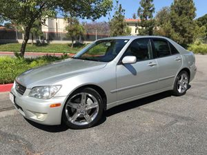 View 2002 Lexus IS 300