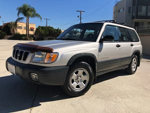 View 2001 Subaru Forester