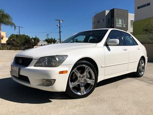 View 2004 Lexus IS 300