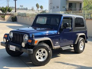View 2005 Jeep Wrangler