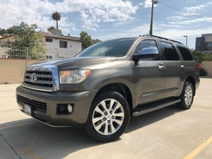 View 2008 Toyota Sequoia