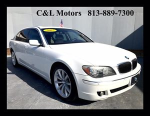 View 2007 BMW 7 Series