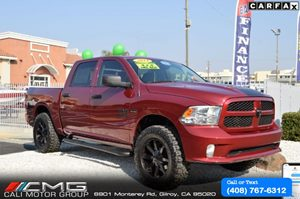 View 2014 Ram 1500 4X4 LIFTED