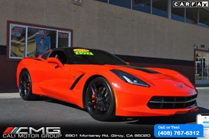 View 2014 Chevrolet Corvette Stingray