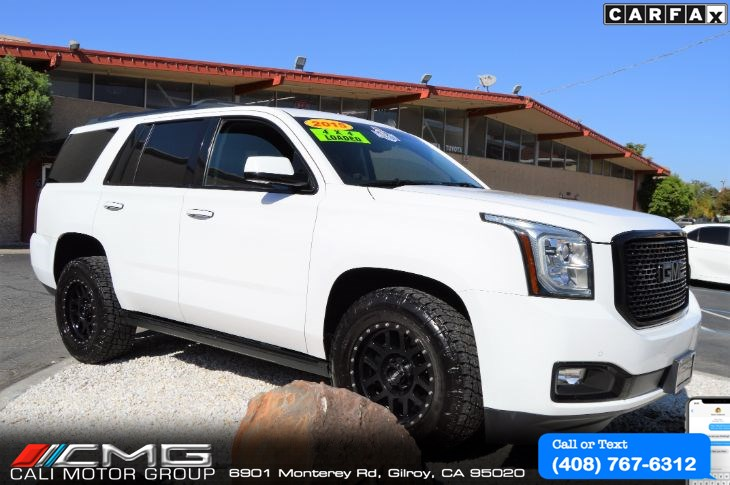 2015 GMC Yukon Denali PLUS OFF ROAD PKG *4WD