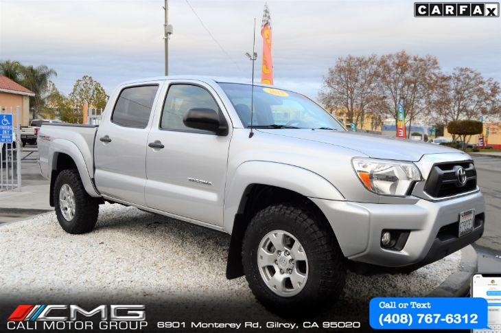 2013 Toyota Tacoma SR5 *TRD OFF-ROAD *6 SPEED MANUAL *4X4