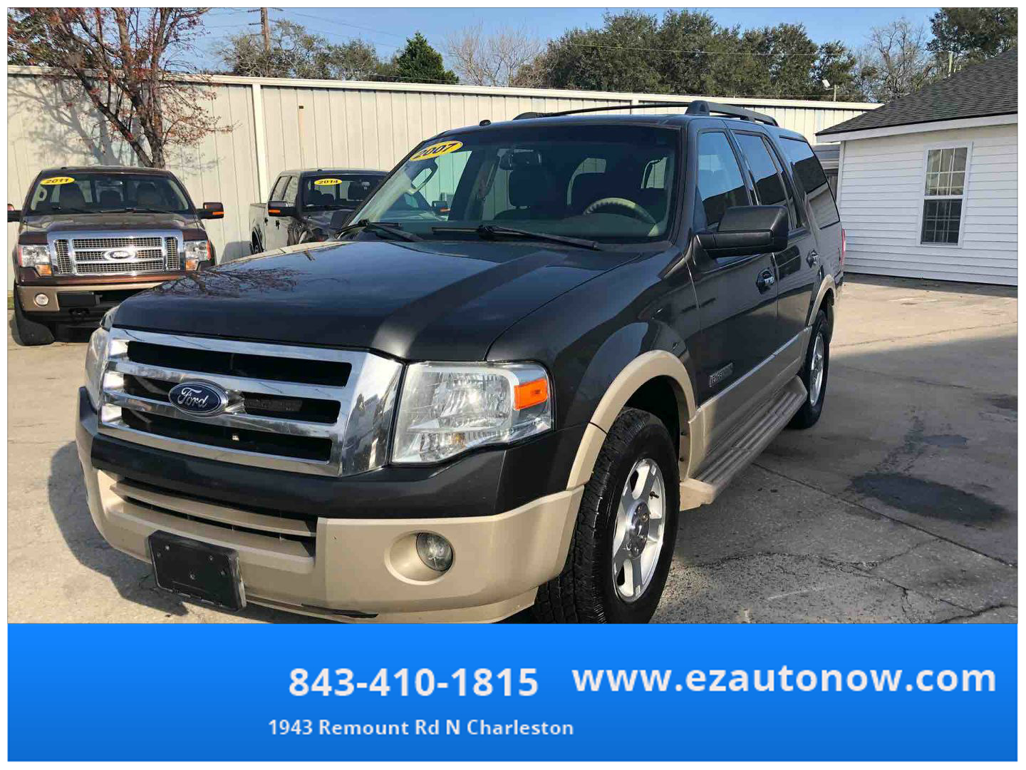 Sold Ford Expedition Eddie Bauer In Charleston - Ford expedition invoice price