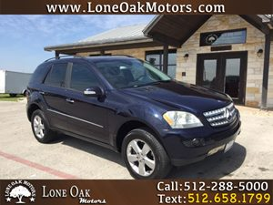 View 2006 Mercedes-Benz ML500