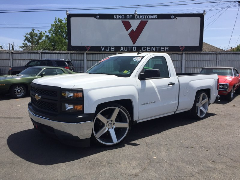 Sold 2015 Chevrolet Silverado 1500 Regular Cab In Fresno