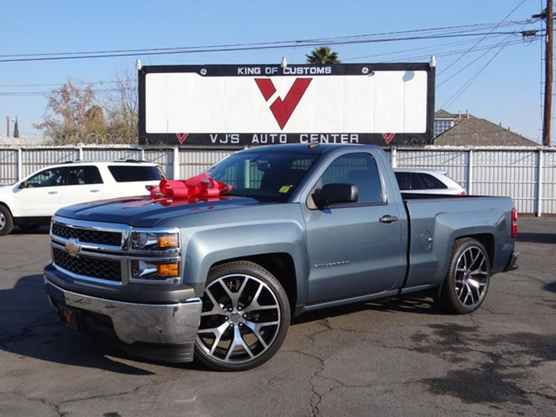 Sold 2014 Chevrolet Silverado 1500 Regular Cab In Fresno