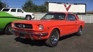 View 1965 Ford Mustang