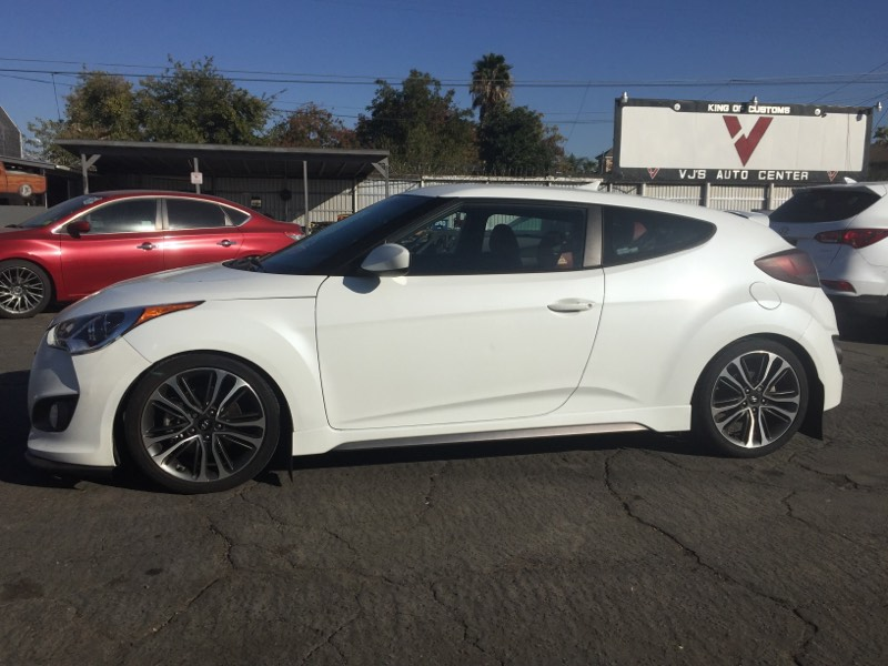 Used 2016 Hyundai Veloster Turbo R Spec In Fresno