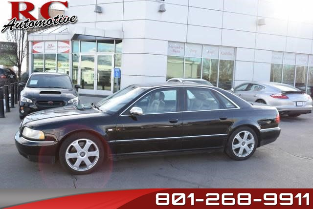 Used Audi S In Salt Lake City - 2001 audi