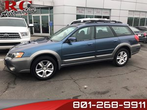 View 2005 Subaru Legacy Wagon (Natl)